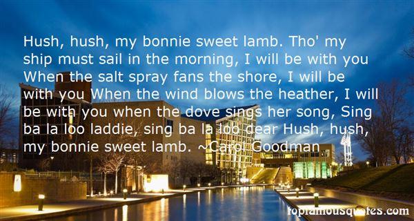Carol Goodman Quotes