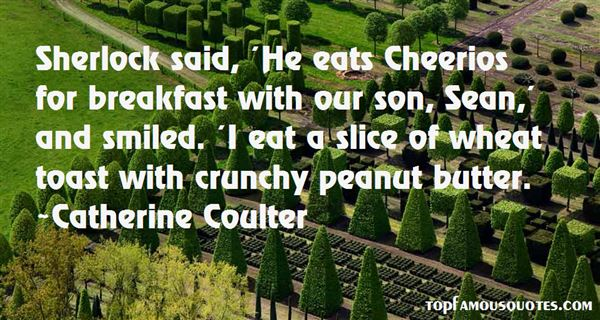 Catherine Coulter Quotes
