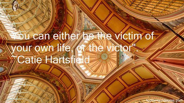 Catie Hartsfield Quotes