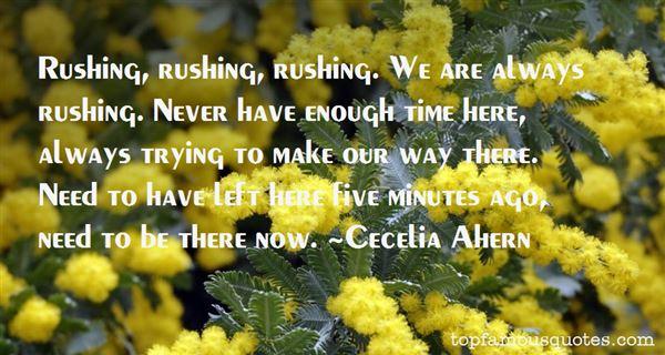 Cecelia Ahern Quotes