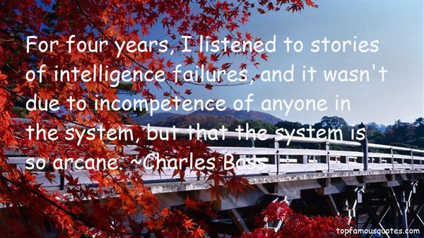 Charles Bass Quotes