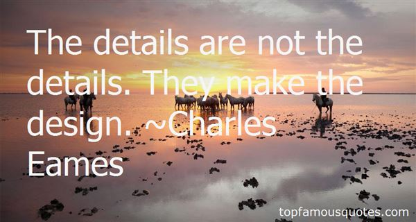 Charles Eames Quotes