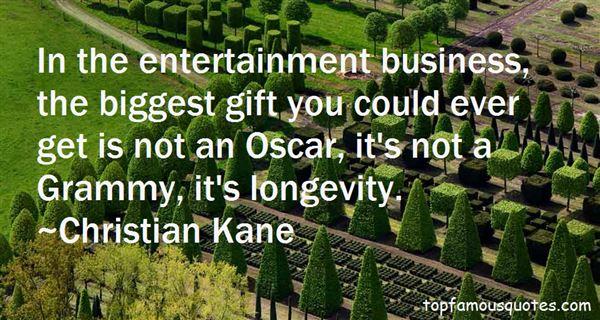 Christian Kane Quotes