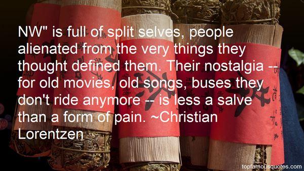 Christian Lorentzen Quotes
