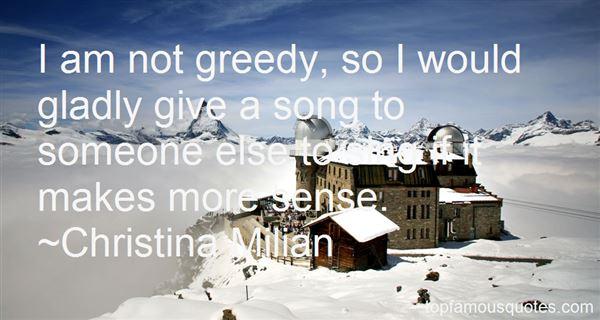 Christina Milian Quotes