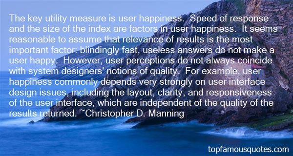 Christopher D. Manning Quotes