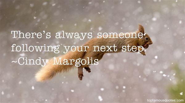 Cindy Margolis Quotes