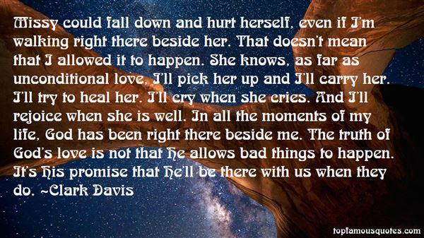 Clark Davis Quotes