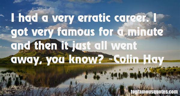 Colin Hay Quotes