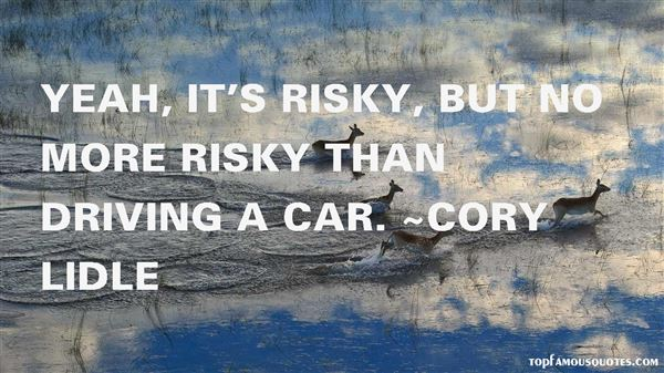 Cory Lidle Quotes
