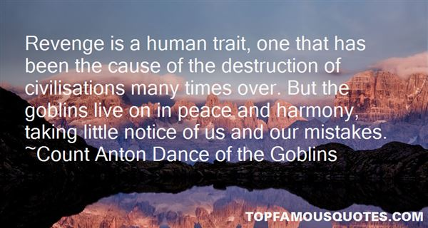 Count Anton Dance Of The Goblins Quotes