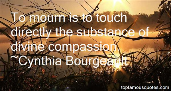 Cynthia Bourgeault Quotes