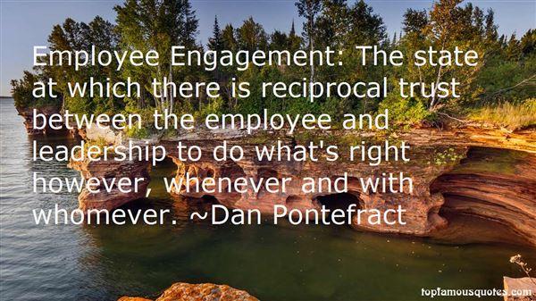 Dan Pontefract Quotes