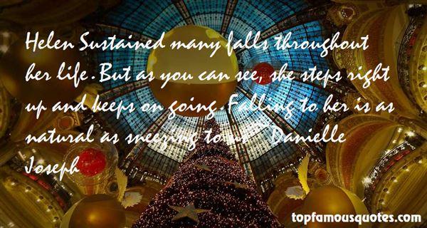 Danielle Joseph Quotes