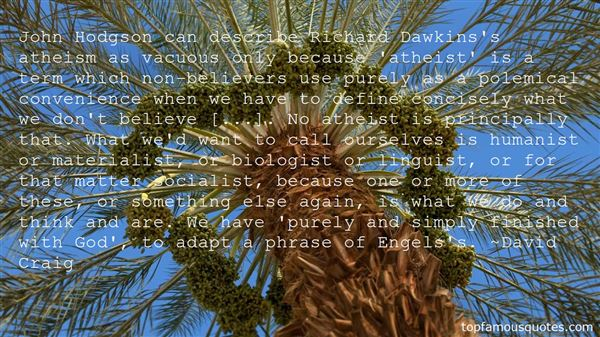 David Craig Quotes