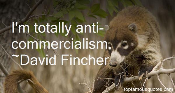 David Fincher Quotes
