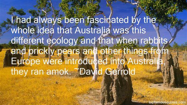 David Gerrold Quotes