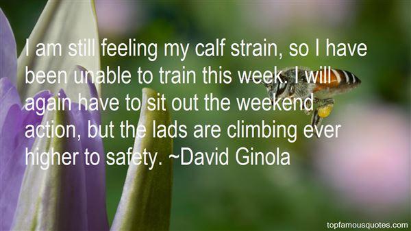 David Ginola Quotes