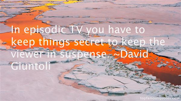 David Giuntoli Quotes