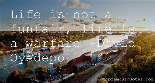 David Oyedepo Quotes
