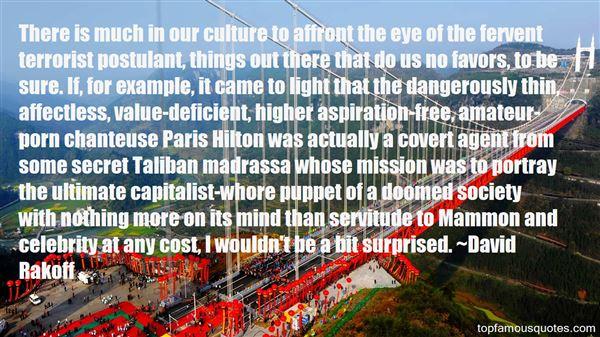 David Rakoff Quotes