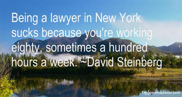 David Steinberg Quotes