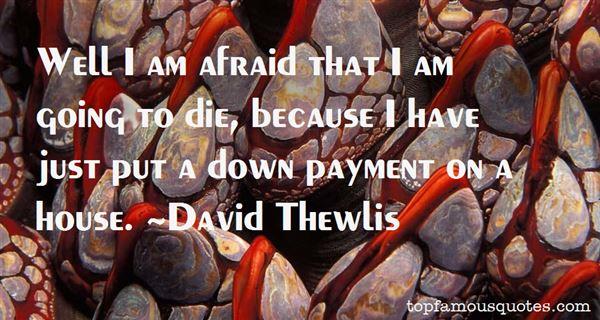 David Thewlis Quotes