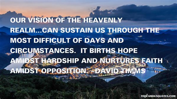 David Timms Quotes