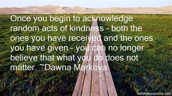 Dawna Markova Quotes