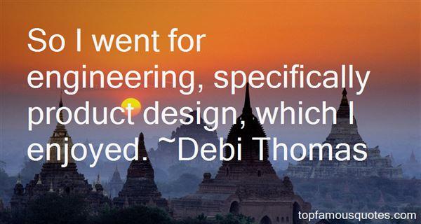 Debi Thomas Quotes