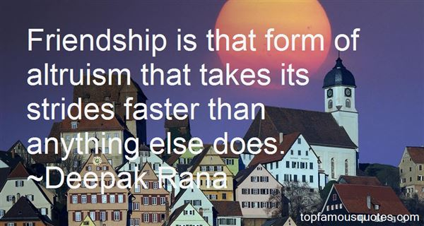 Deepak Rana Quotes