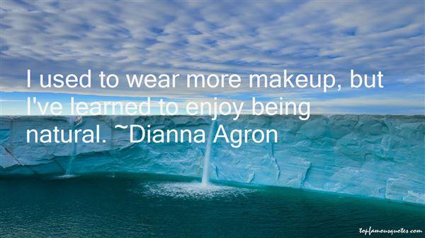 Dianna Agron Quotes