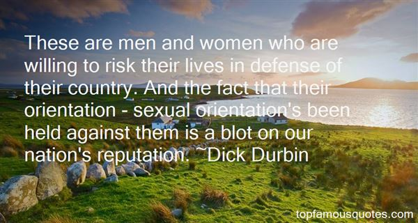 Dick Durbin Quotes