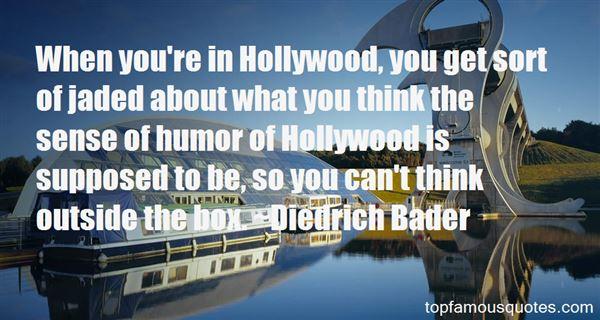 Diedrich Bader Quotes
