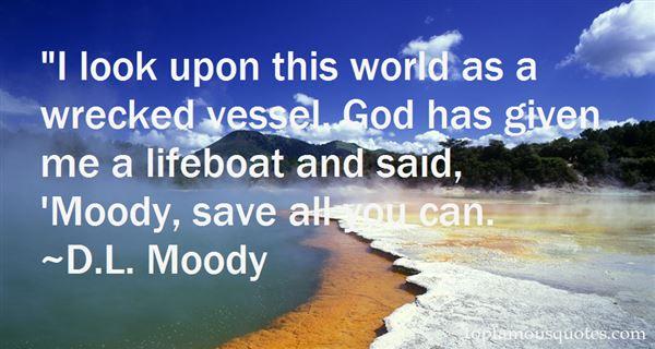 D.L. Moody Quotes