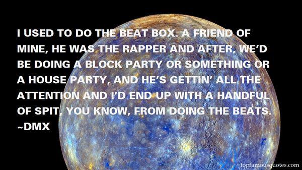 DMX Quotes
