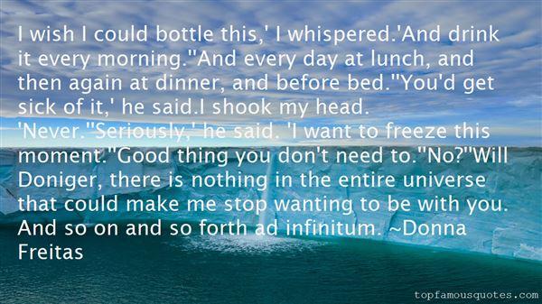 Donna Freitas Quotes