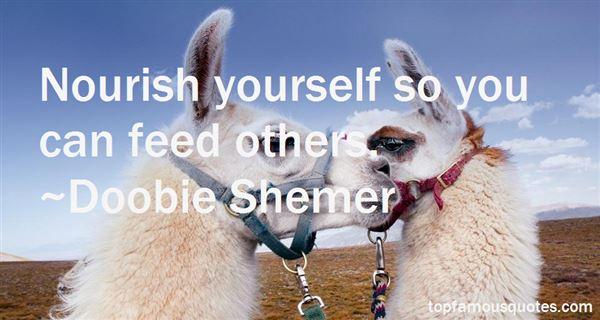 Doobie Shemer Quotes
