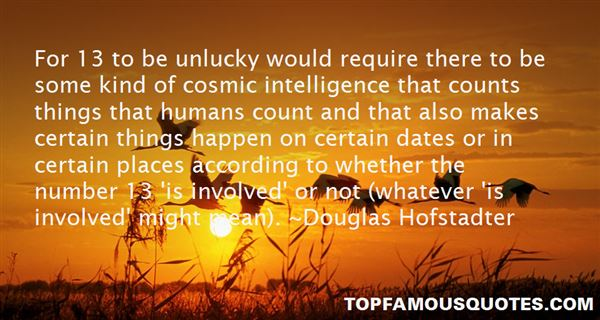 Douglas Hofstadter Quotes