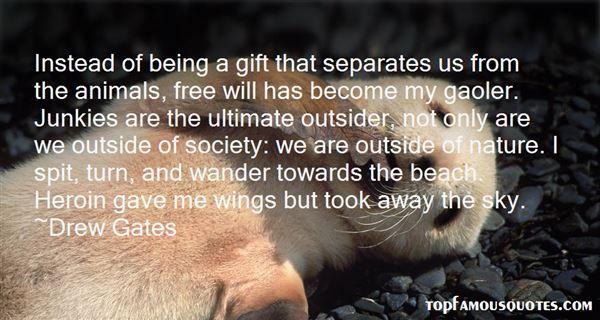Drew Gates Quotes