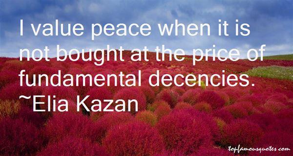 Elia Kazan Quotes