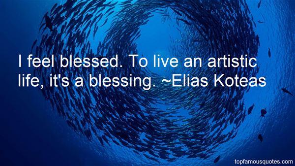 Elias Koteas Quotes