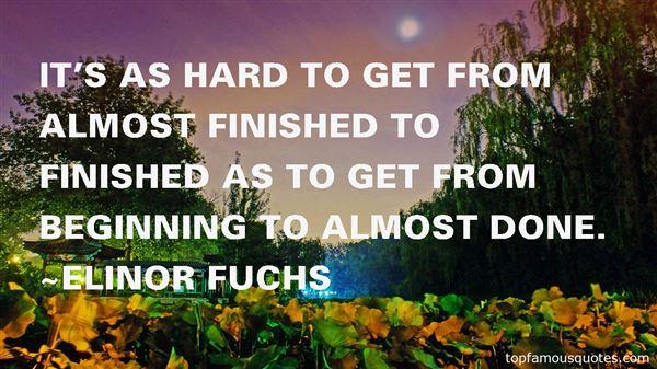 Elinor Fuchs Quotes