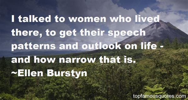 Ellen Burstyn Quotes