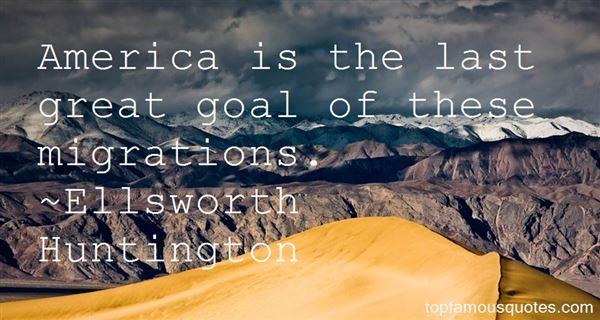 Ellsworth Huntington Quotes