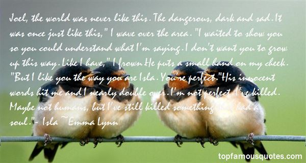 Emma Lynn Quotes
