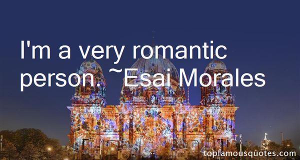 Esai Morales Quotes
