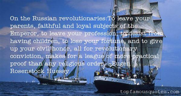 Eugen Rosenstock Huessy Quotes