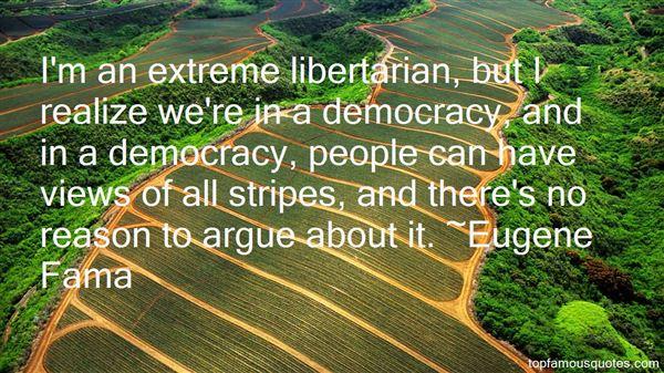 Eugene Fama Quotes