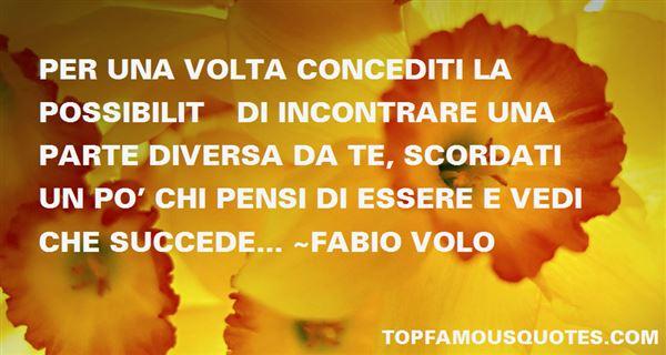 Fabio Volo Quotes